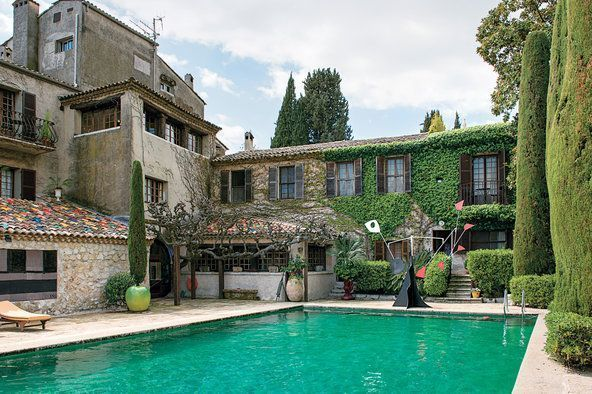 A hotel in Provence