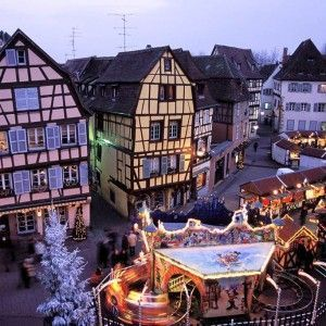 Alsace French Christmas Tour